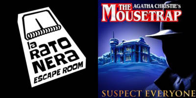 La Ratonera Escape Room sale de Agatha Christie